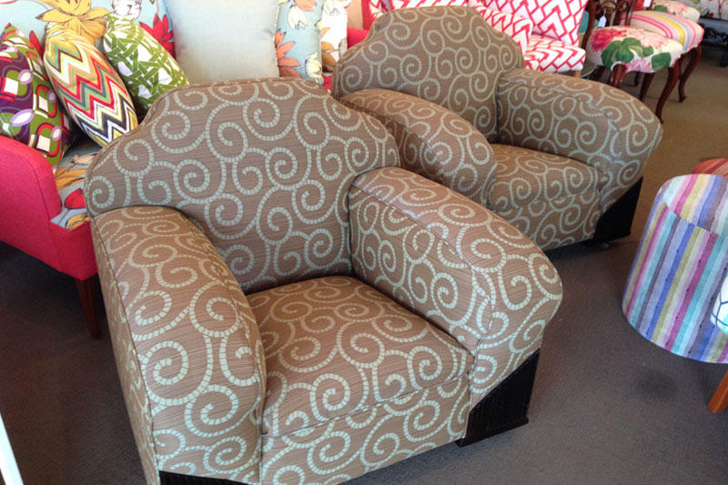 Club Suite Upholstery