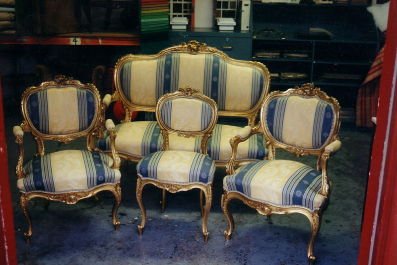 Louis Furniture Upholstery