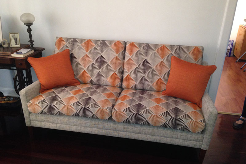 Lounge Furniture Upholstery